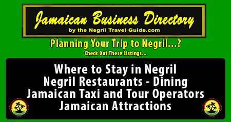 Are You Visting Negril Soon? Check Out These Listings - Jamaican Buiness Directory