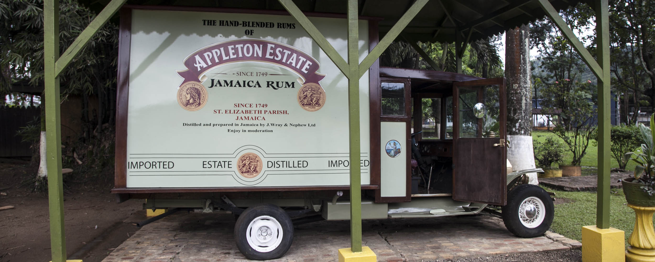Appleton Estate Rum Factory - Jamaica