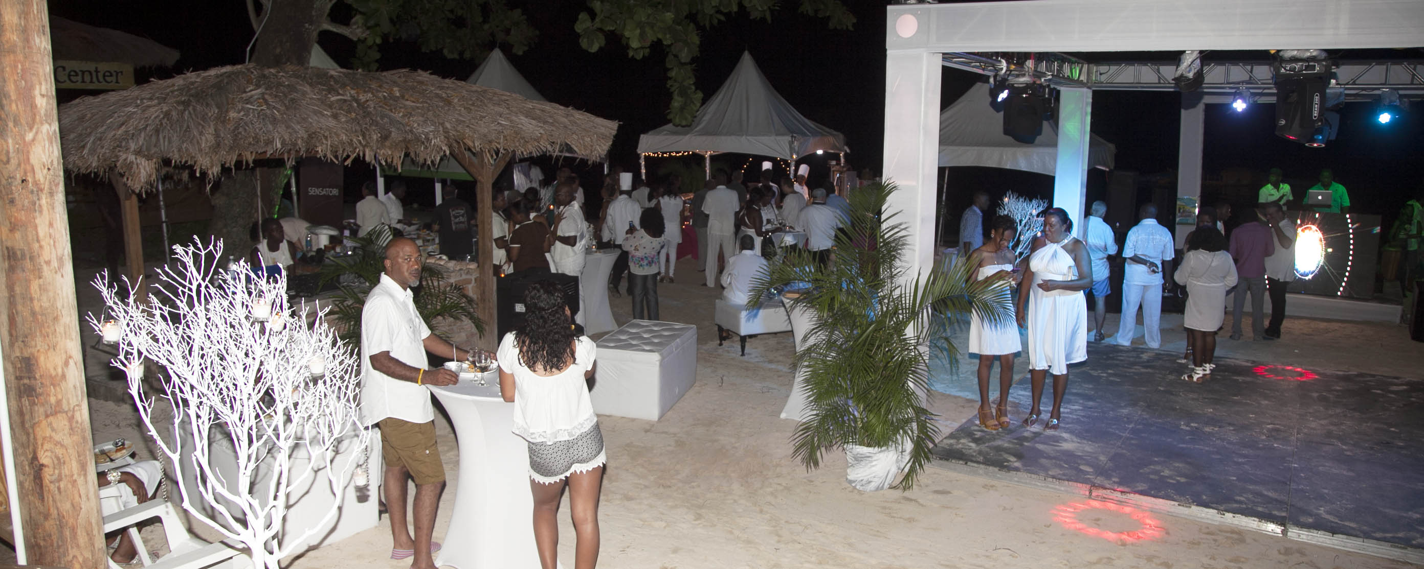 NCC International Food and Wine Event 2016, Negril Jamaica