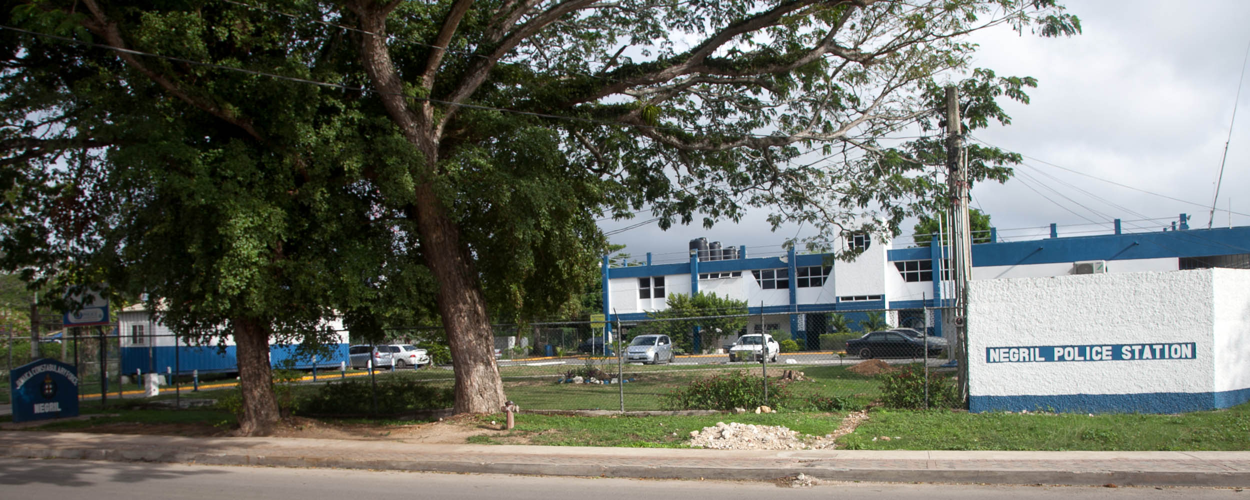Negril Police Station, Negril Jamaica