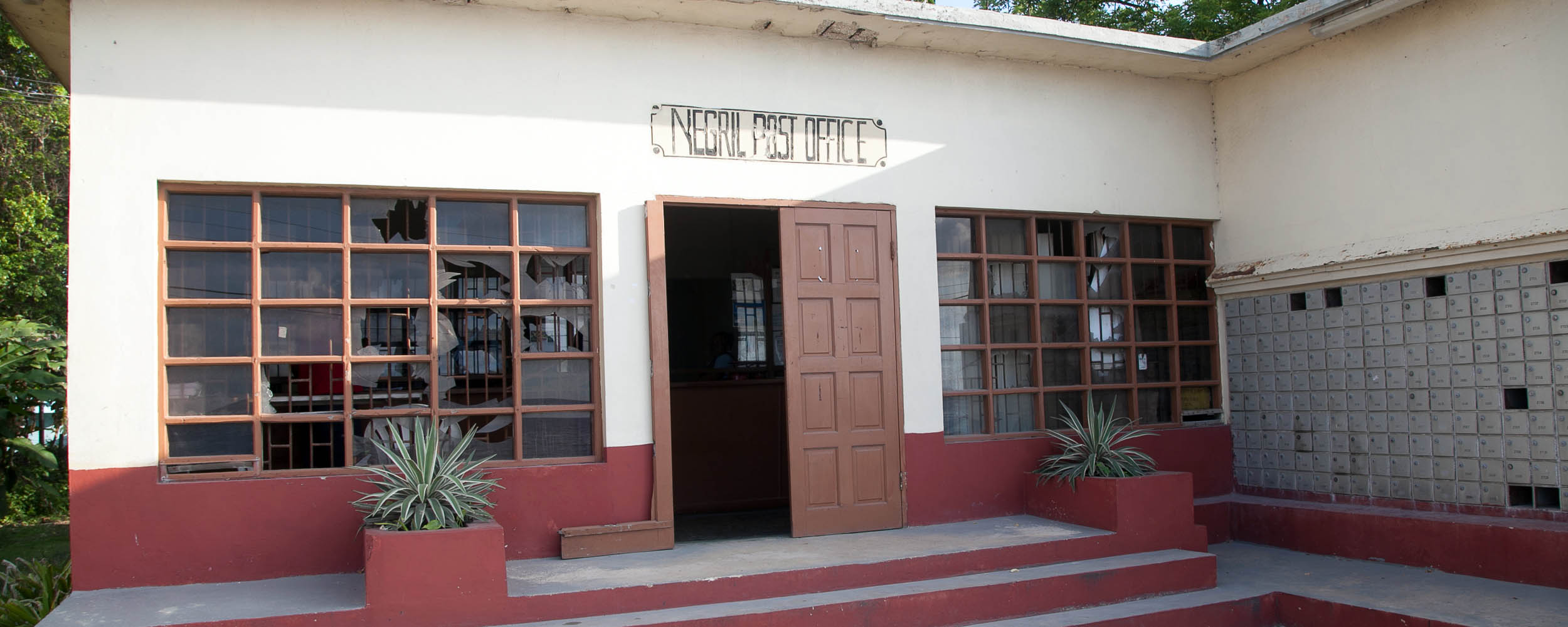 Negril Post Office, Negril Jamaica