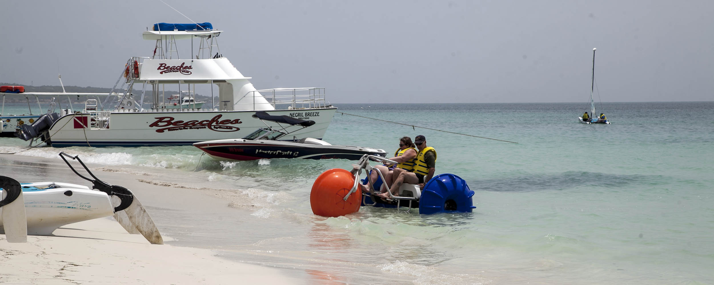 SBeaches Water Sports - Negril Jamaica