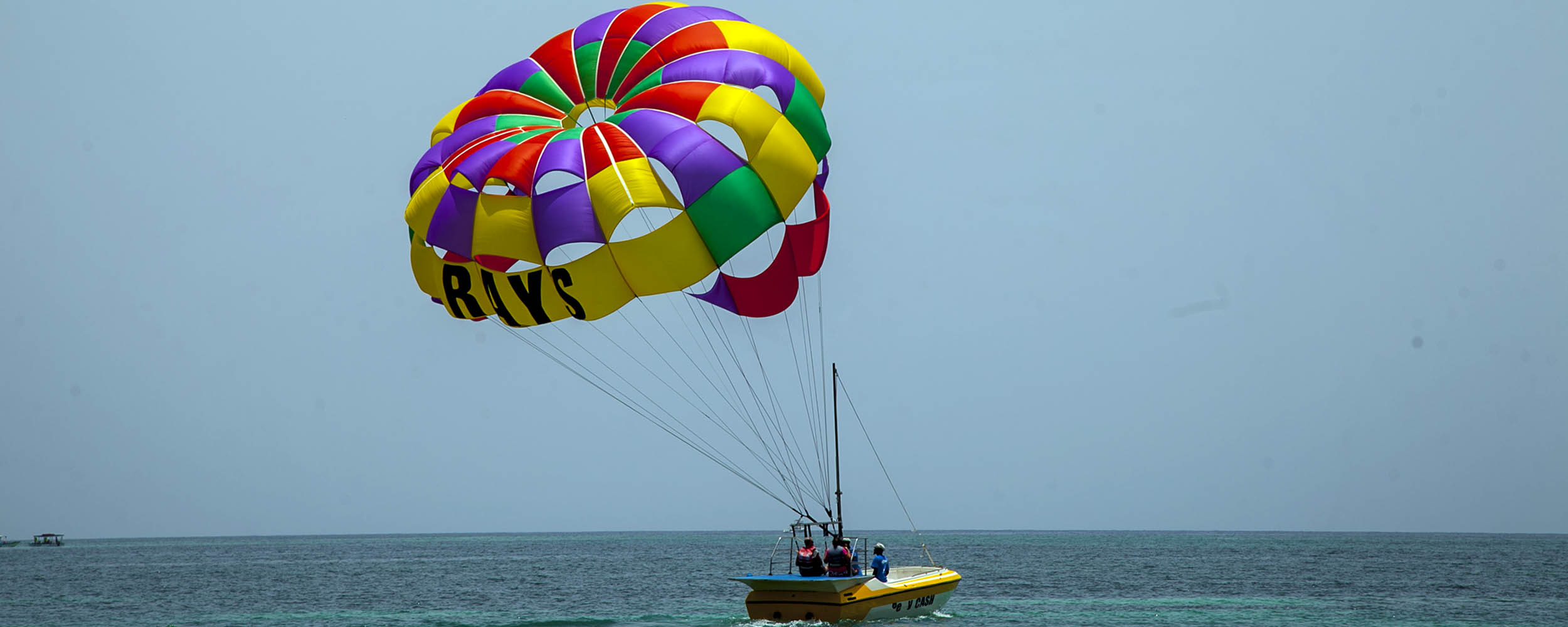 Ray's Water Sports - Fly With Ray's - Negril Beach, Negril Jamaica