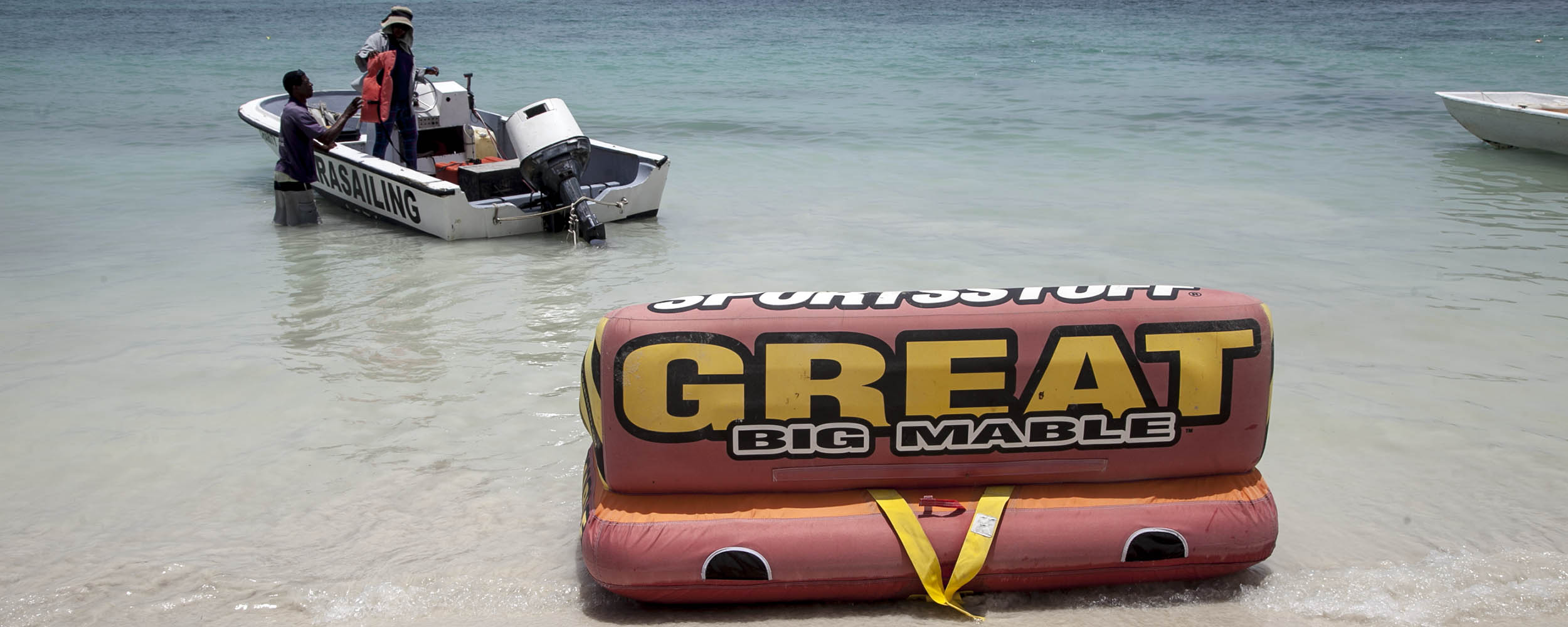 Ray's Water Sports - Negril Beach, Negril Jamaica