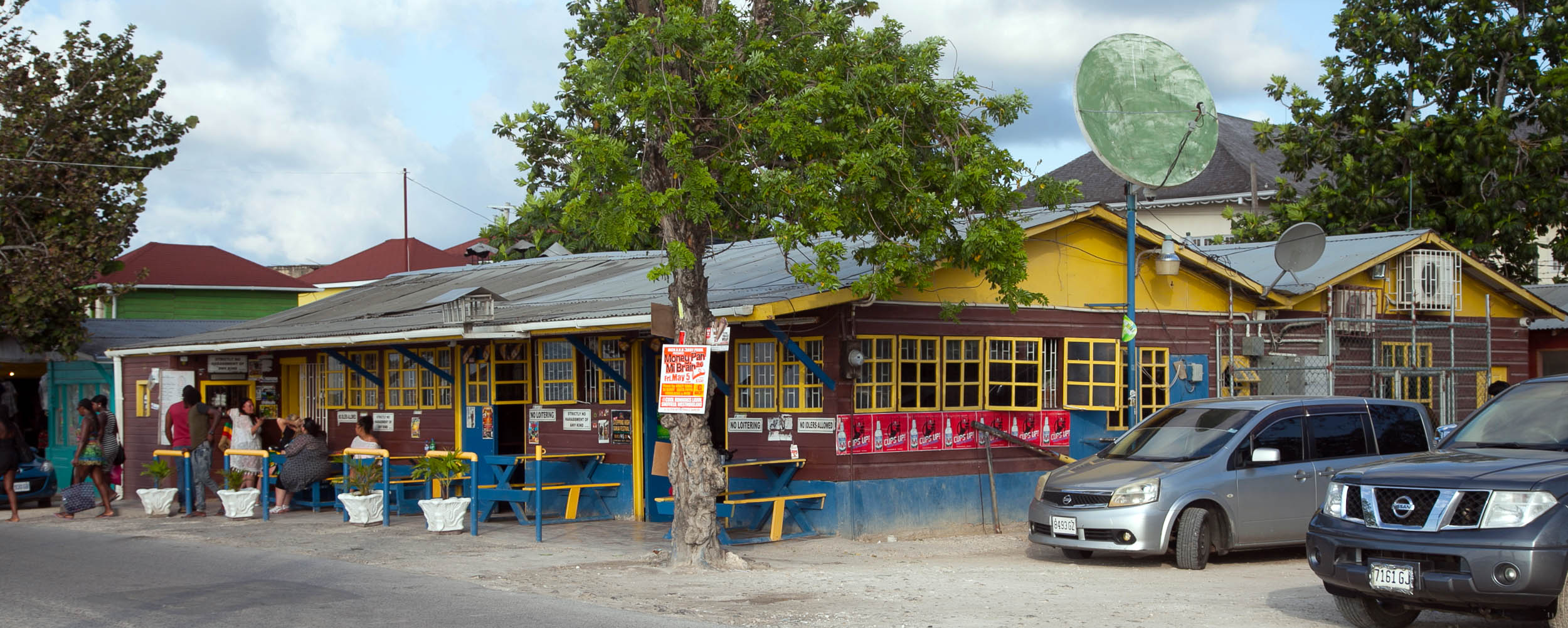 Sea View Sport Bar & Grill [Corner Bar], West End, Negril Jamaica