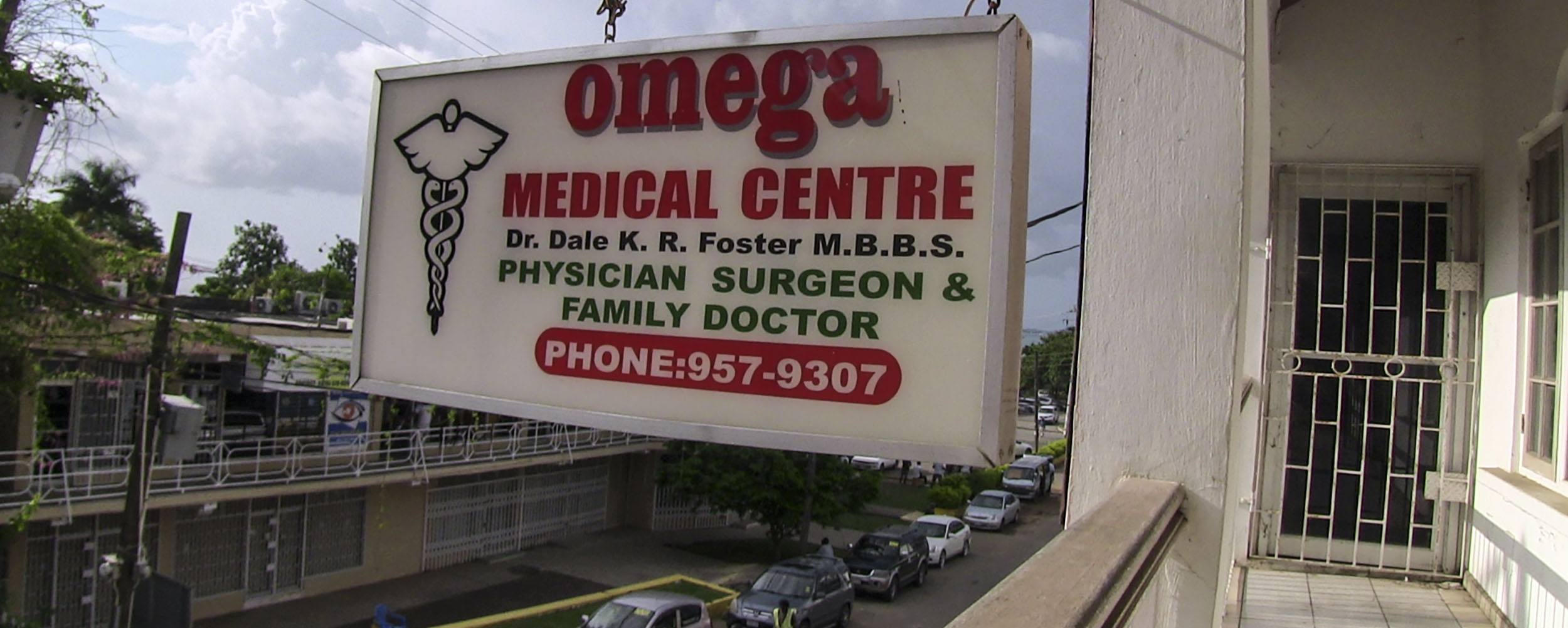 Omega Medical Centre - Negril Center - Negril Jamaica