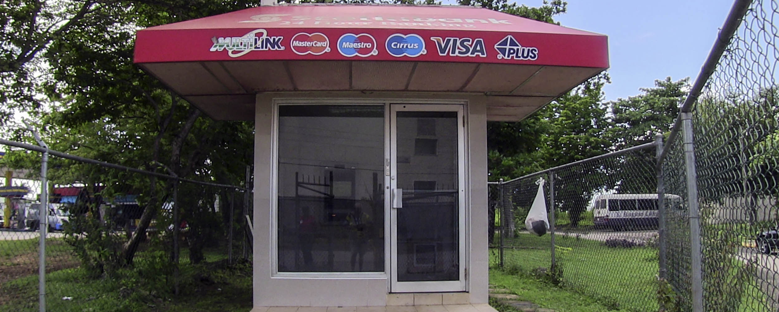 Scoticabank ATM - Rutland Point - Negril Jamaica