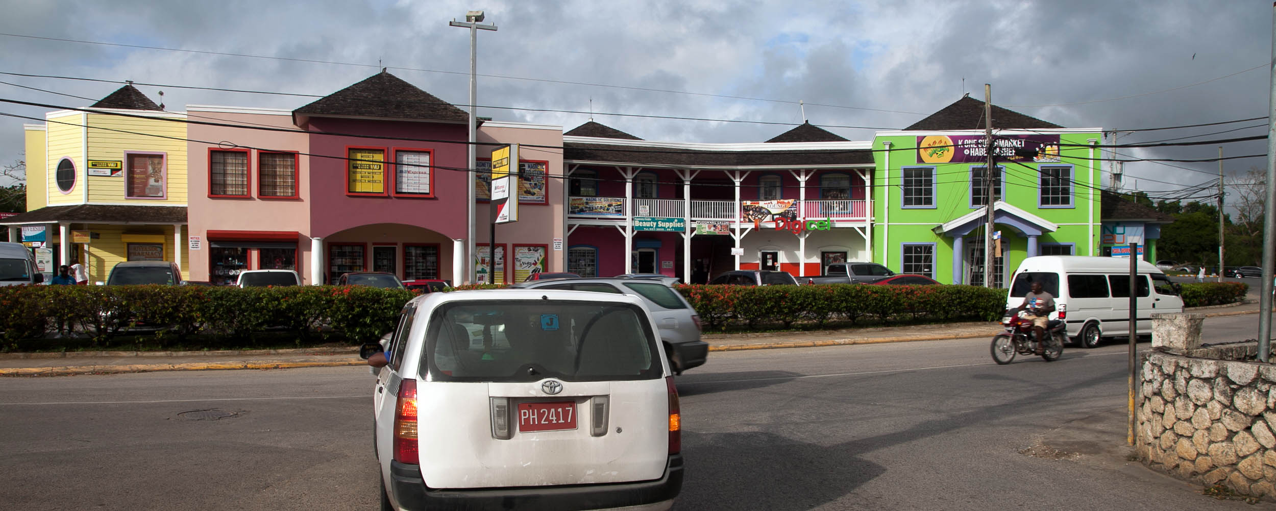 Negril Center Shopping - Negril Jamaica