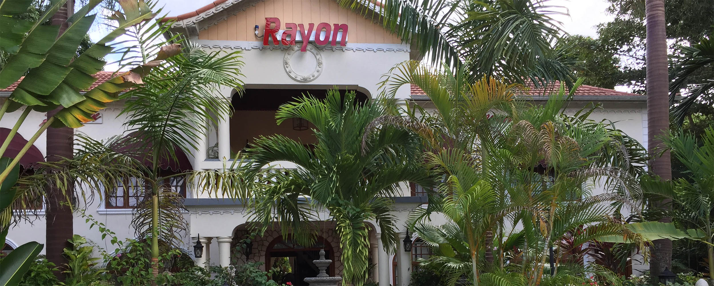 Rayon Hotel - Negril Jamaica