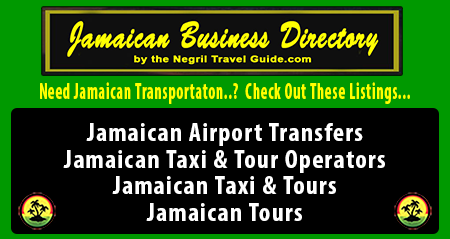 Go to Need Jamaican Transportation Article - Jamaican Business Directory