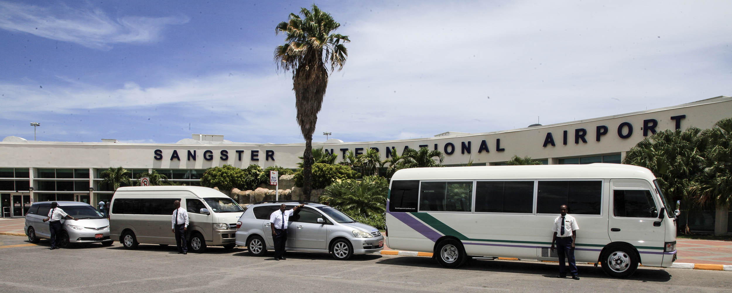 JUTA Taxi and Tours Jamaica @ Sangster International Airport - Montego Bay Jamaica